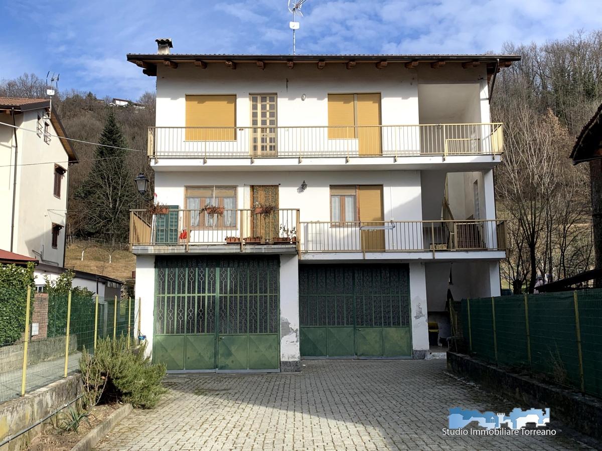 Appartamento in affitto a Vistrorio, 4 locali, prezzo € 400 | CambioCasa.it