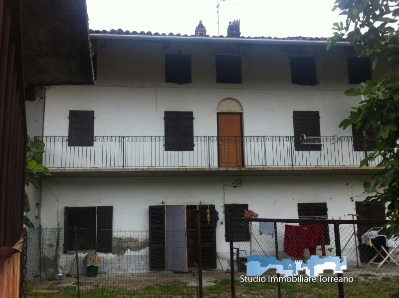 Casa Semindipendente Borgo d'Ale VC244214