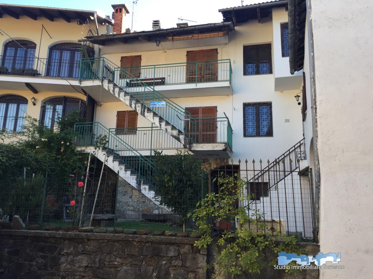 Soluzione Semindipendente in vendita a Vico Canavese, 8 locali, prezzo € 80.000 | CambioCasa.it