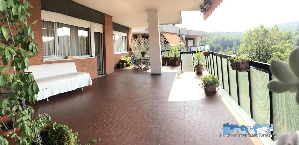 Attico / Mansarda in affitto a Banchette, 4 locali, prezzo € 550 | PortaleAgenzieImmobiliari.it